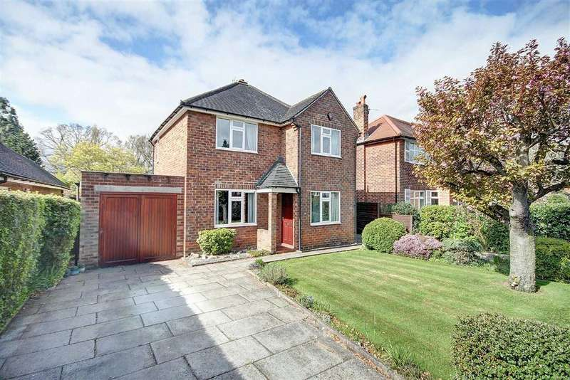 3 Bedrooms Detached House for sale in High Elm Road, Hale Barns, Cheshire