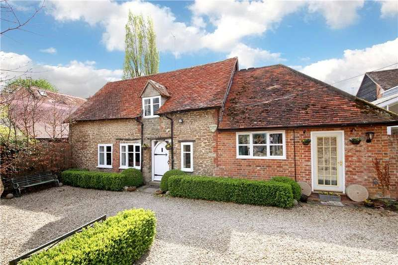 4 Bedrooms Detached House for sale in Church Street, Sutton Courtenay, Abingdon, OX14