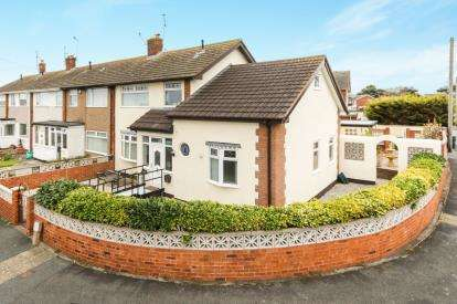 3 Bedrooms End Of Terrace House for sale in Mor Awel, Abergele, Conwy, LL22