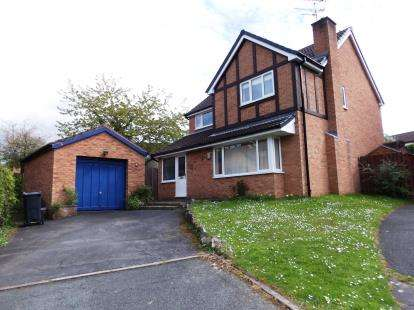 4 Bedrooms Detached House for sale in Lupin Drive, Huntington, Chester, Cheshire, CH3