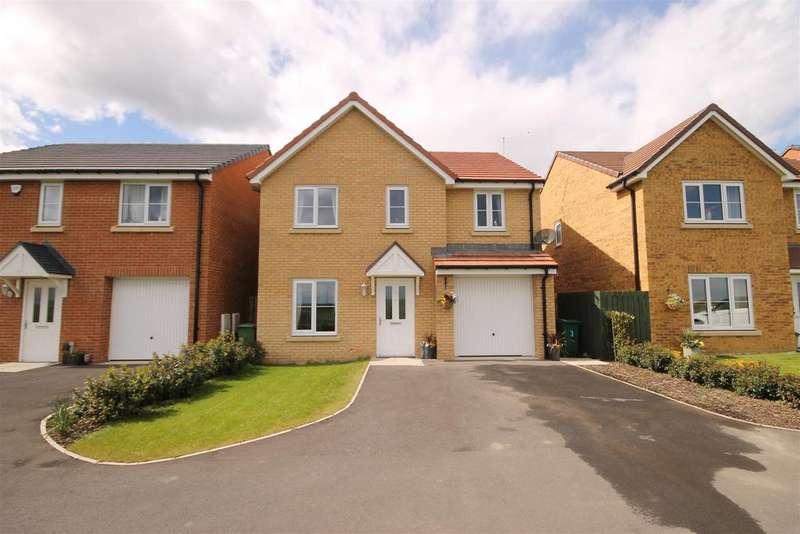 4 Bedrooms Detached House for sale in De Havilland Way Seaton Carew, Hartlepool