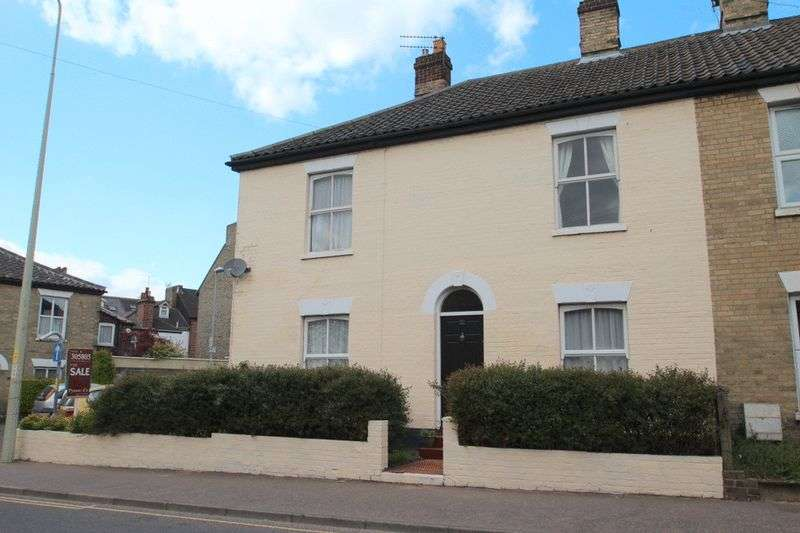 3 Bedrooms Terraced House for sale in Carrow Road, Norwich