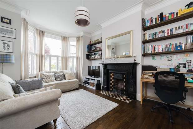 2 Bedrooms Flat for sale in Hainthorpe Road, West Norwood