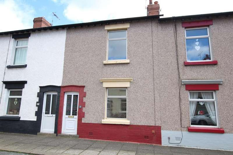 2 Bedrooms Terraced House for sale in 39 Liverpool Street, Walney, Barrow-In-Furness