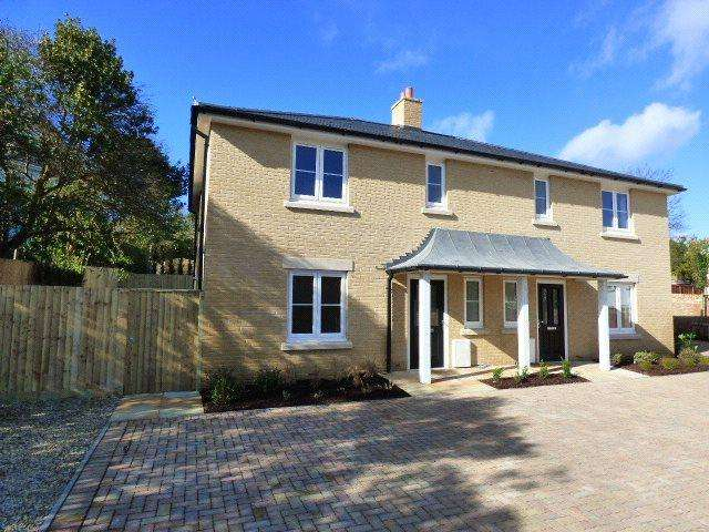3 Bedrooms Semi Detached House for sale in Weymouth, Dorset