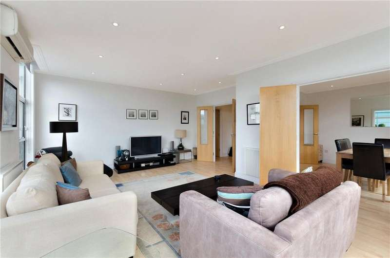 3 Bedrooms Penthouse Flat for sale in Number One, Prescot Street, Aldgate, London, E1
