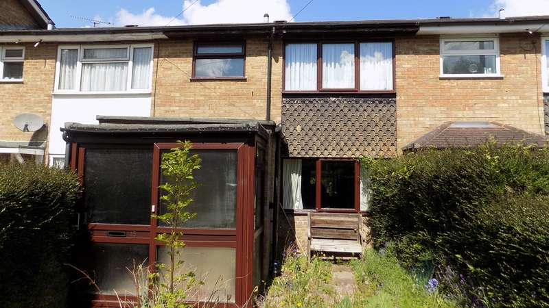 3 Bedrooms Terraced House for sale in Moreleigh Close, Reading, RG2