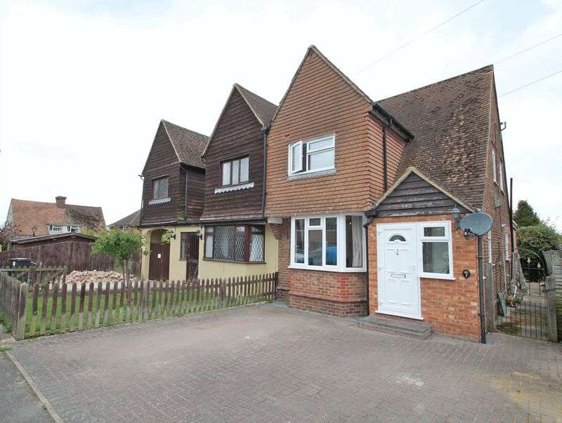 3 Bedrooms Property for sale in Medway Avenue, Yalding