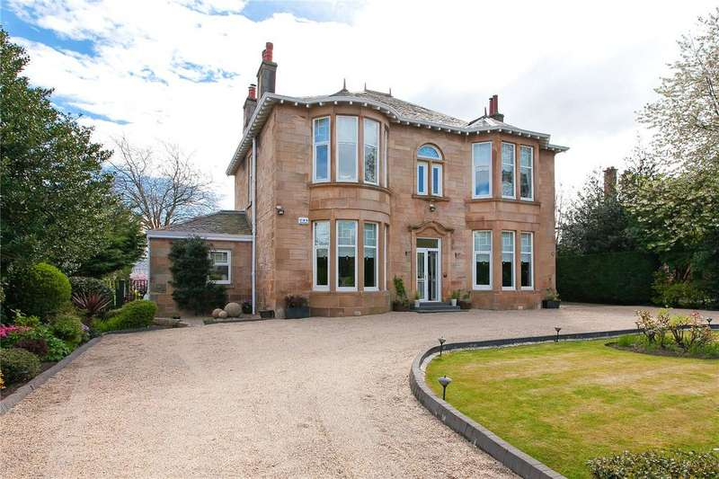 4 Bedrooms Detached House for sale in Langside Drive, Newlands, Glasgow