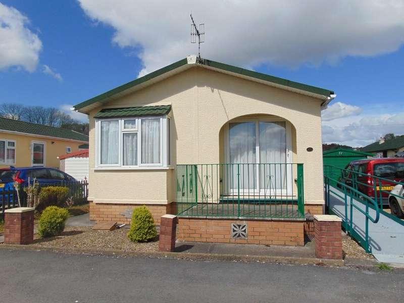 2 Bedrooms Mobile Home for sale in Estuary Park, Llangennech