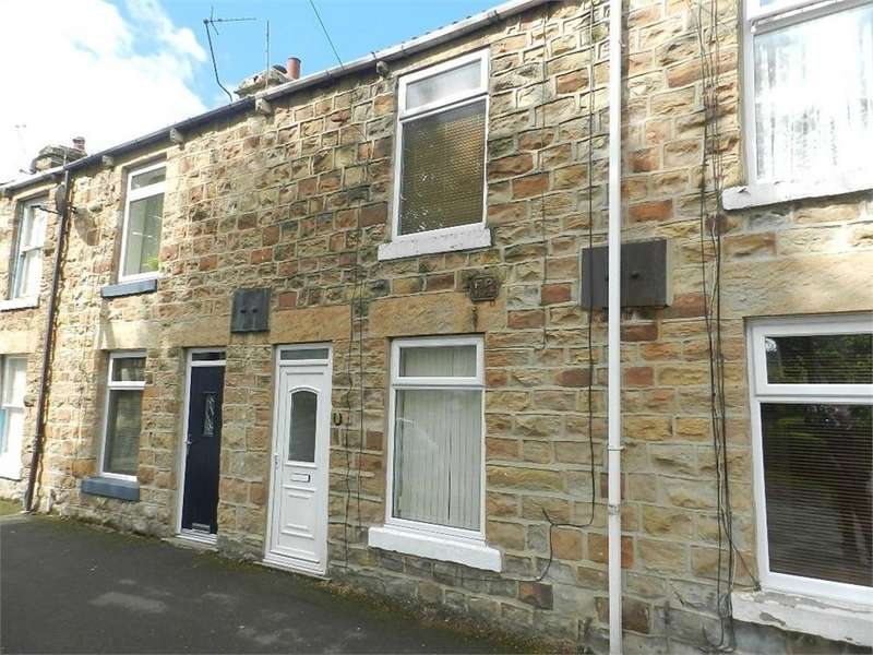 2 Bedrooms Terraced House for sale in Occupation Road, Harley, Rotherham, South Yorkshire