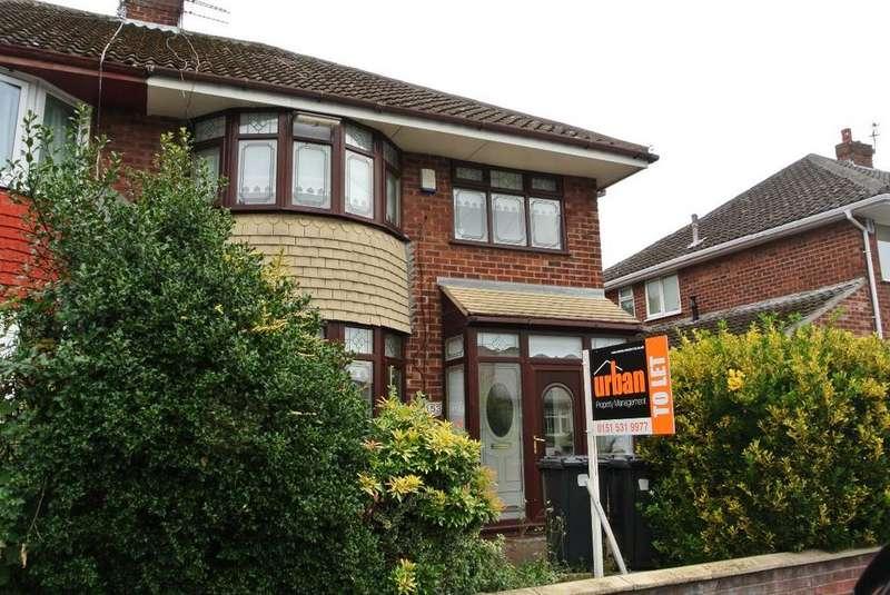 3 Bedrooms Semi Detached House for rent in 153 Deyes Lane