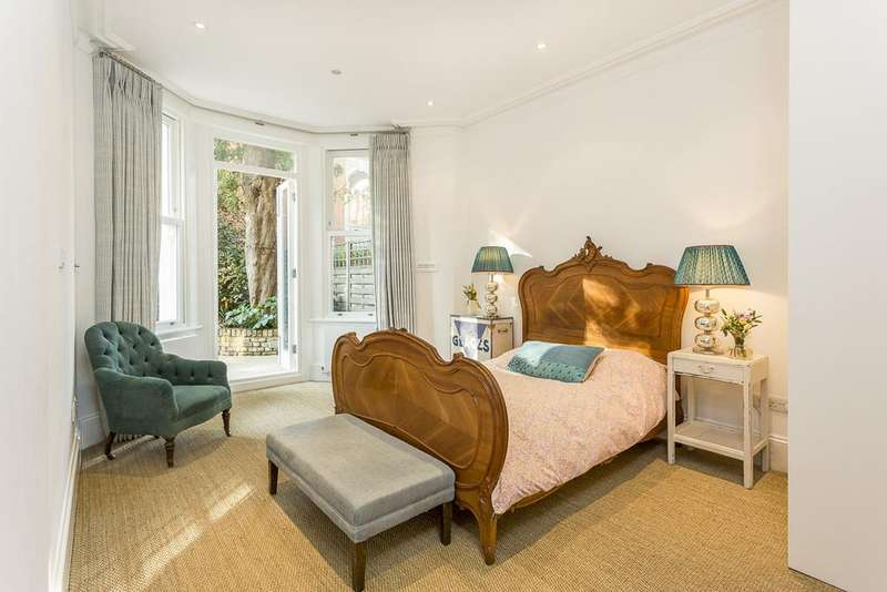 2 Bedrooms Apartment Flat for sale in Sinclair Road, Brook Green, London, W14