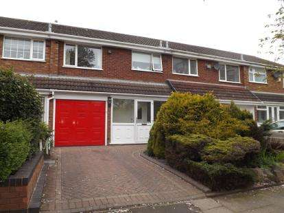 3 Bedrooms Terraced House for sale in Kitwell Lane, Birmingham, West Midlands