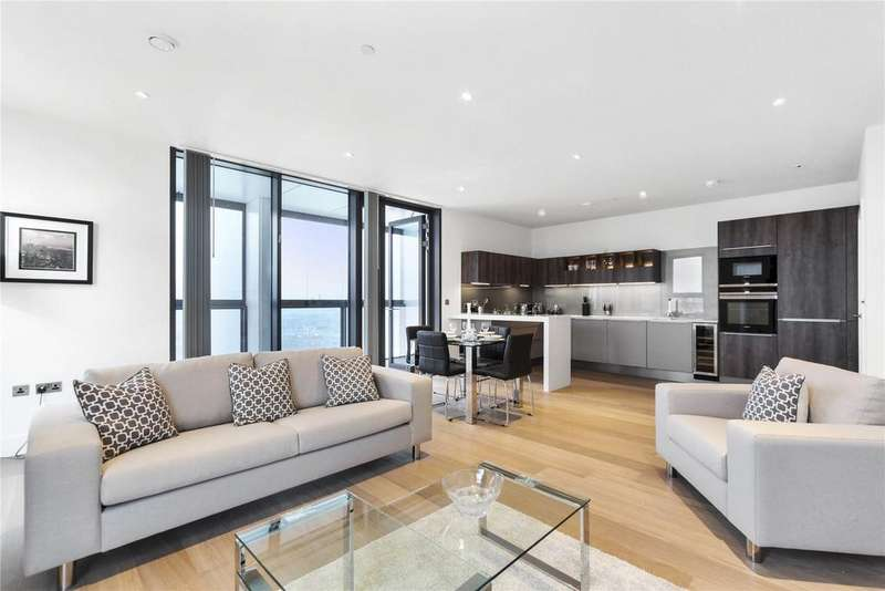 2 Bedrooms Flat for sale in Battersea Exchange, 5 Lockington Road, London, SW8