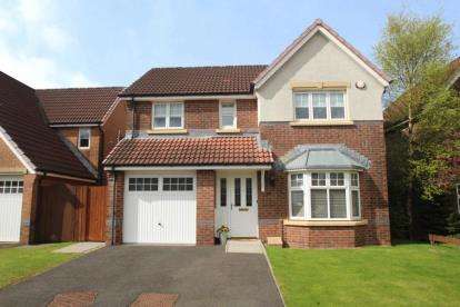 4 Bedrooms Detached House for sale in Rankine Wynd, Tullibody