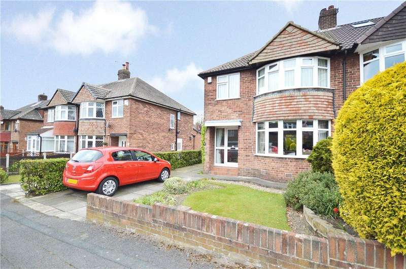3 Bedrooms Semi Detached House for sale in Hillingdon Way, Leeds, West Yorkshire