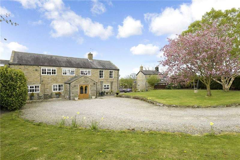 5 Bedrooms Link Detached House for sale in Reynard Crag Lane, High Birstwith, Harrogate, North Yorkshire