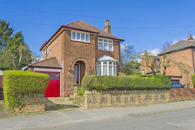 3 Bedrooms Detached House for sale in 111 Kent Road, Mapperley, Nottinghamshire NG3 6BS