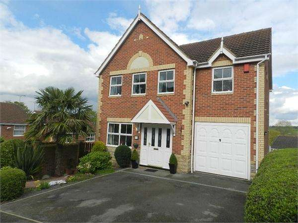 4 Bedrooms Detached House for sale in Scholes View, Ecclesfield, SHEFFIELD, South Yorkshire