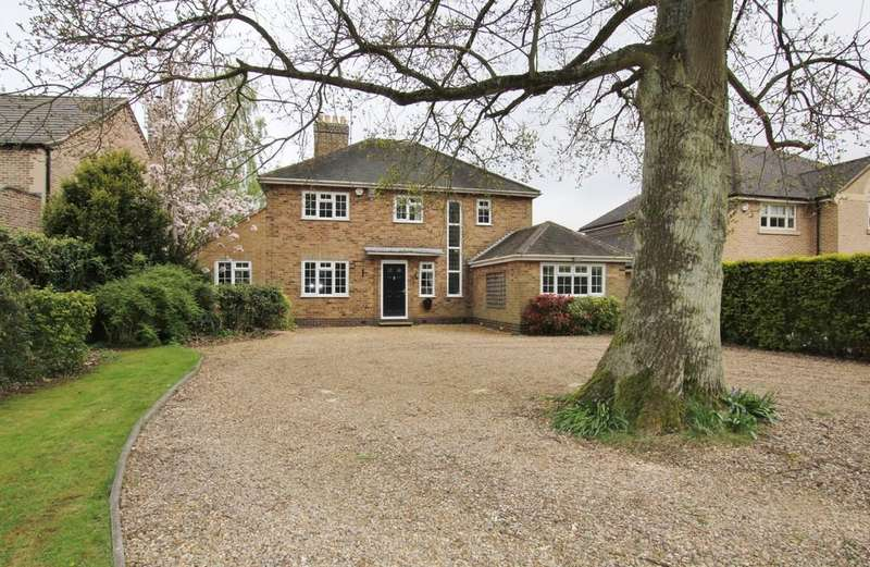 6 Bedrooms Detached House for sale in Stamford Road, Oakham