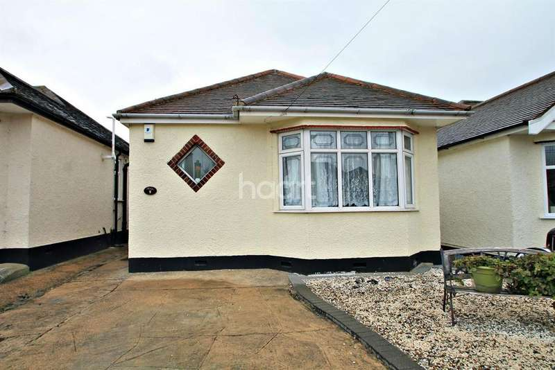 2 Bedrooms Bungalow for sale in Elm Close, Shoeburyness