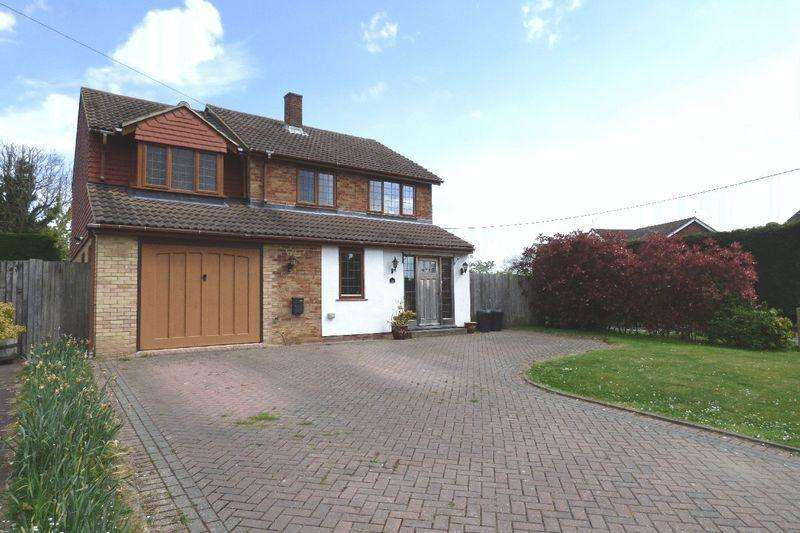 4 Bedrooms Detached House for sale in West Point, Newick