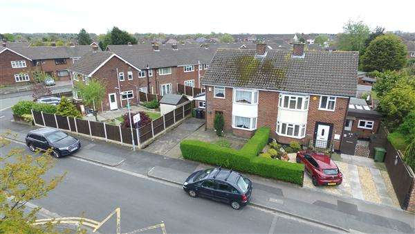 3 Bedrooms Semi Detached House for sale in Oriel Drive, Aintree