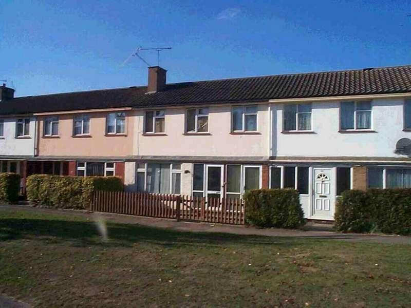5 Bedrooms Terraced House for sale in Garden Avenue, Hatfield, AL10