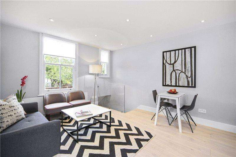 1 Bedroom Flat for sale in Dunraven Road, London, W12