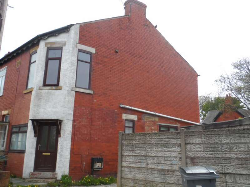 3 Bedrooms Terraced House for sale in Preston Old Road, Blackpool, FY3 9PR