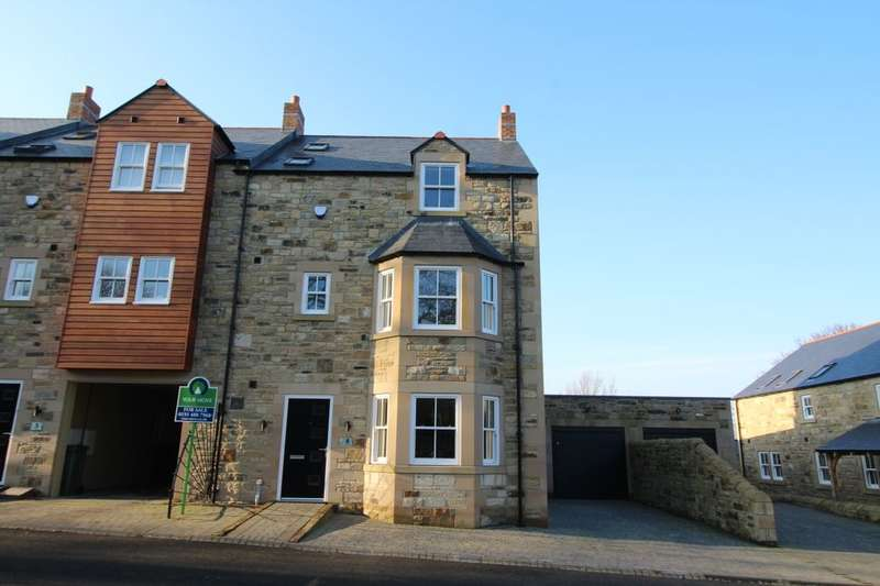 4 Bedrooms Semi Detached House for sale in Church Chare, Whickham, Newcastle Upon Tyne, NE16