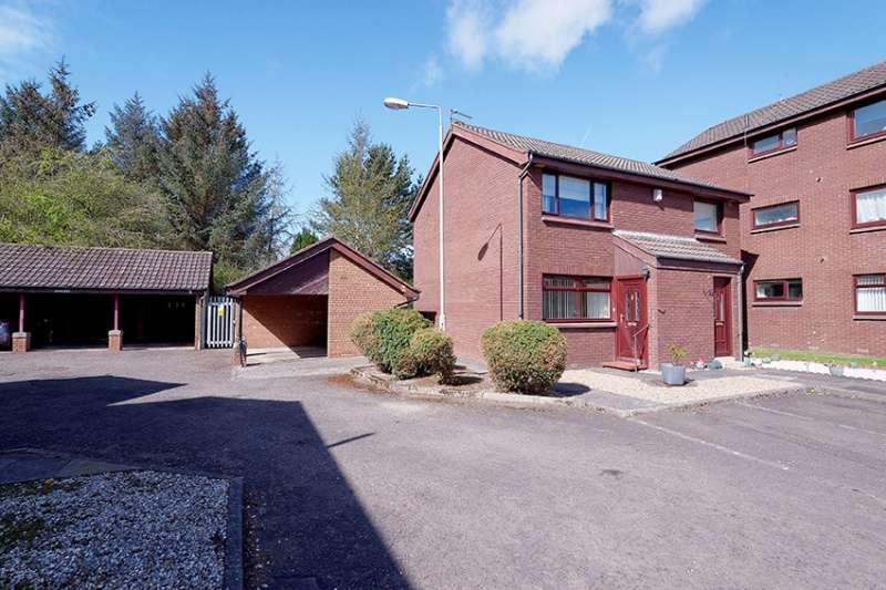 2 Bedrooms Ground Flat for sale in Merry Street, Motherwell, ML1 4BQ