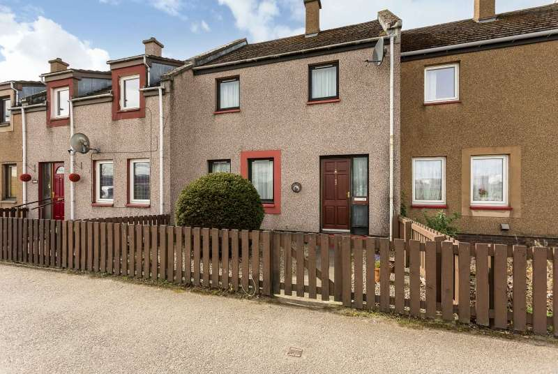2 Bedrooms End Of Terrace House for sale in Anderson Street, Inverness, Highland, IV3 8BU