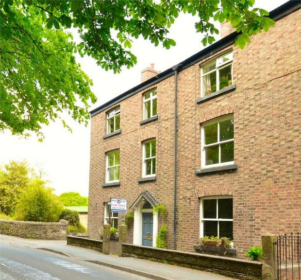 6 Bedrooms Semi Detached House for sale in The Old Poor House, Walker Lane, Sutton, Macclesfield, Cheshire