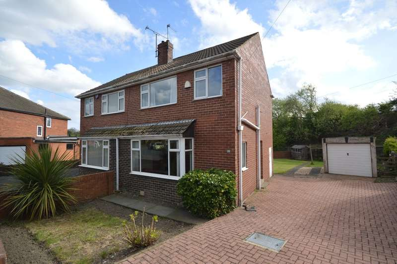 2 Bedrooms Semi Detached House for sale in St Johns Mount, Wakefield