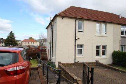 2 Bedrooms Flat for sale in Nimmo Street, Greenock