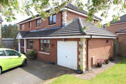 4 Bedrooms Detached House for sale in Colonsay Drive, Newton Mearns