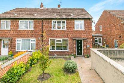 3 Bedrooms Semi Detached House for sale in Woodside, Leyburn, North Yorkshire