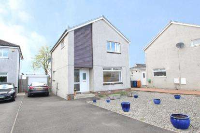 3 Bedrooms Detached House for sale in Craigbarnet Avenue, Torrance, Glasgow, East Dunbartonshire