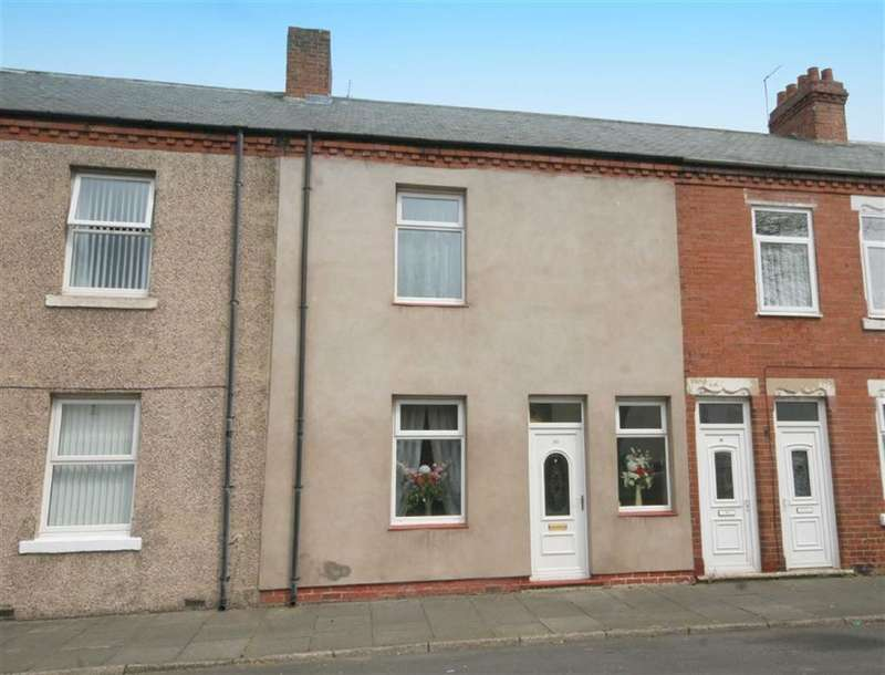 2 Bedrooms Terraced House for sale in Blyth Street, Seaton Delaval, NE25