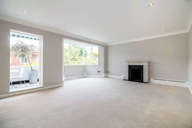 2 Bedrooms Flat for sale in Sandown House, Heathfield Terrace, Chiswick