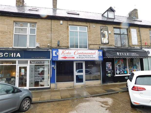 Property for sale in Kirkgate, Shipley