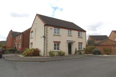 4 Bedrooms House for rent in Cohen Close, Chilwell NG9