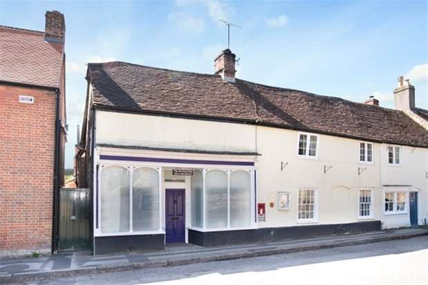 6 Bedrooms Semi Detached House for sale in High Street, Heytesbury