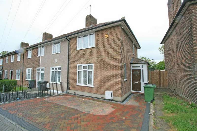 2 Bedrooms End Of Terrace House for sale in Launcelot Road, Bromley, Kent