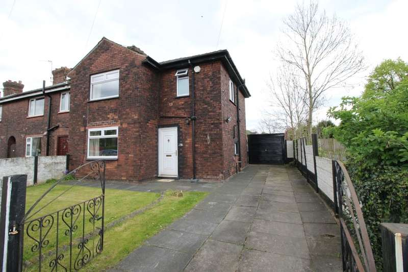 3 Bedrooms Semi Detached House for sale in Windsor Avenue, Astley,Tyldesley, Manchester, M29