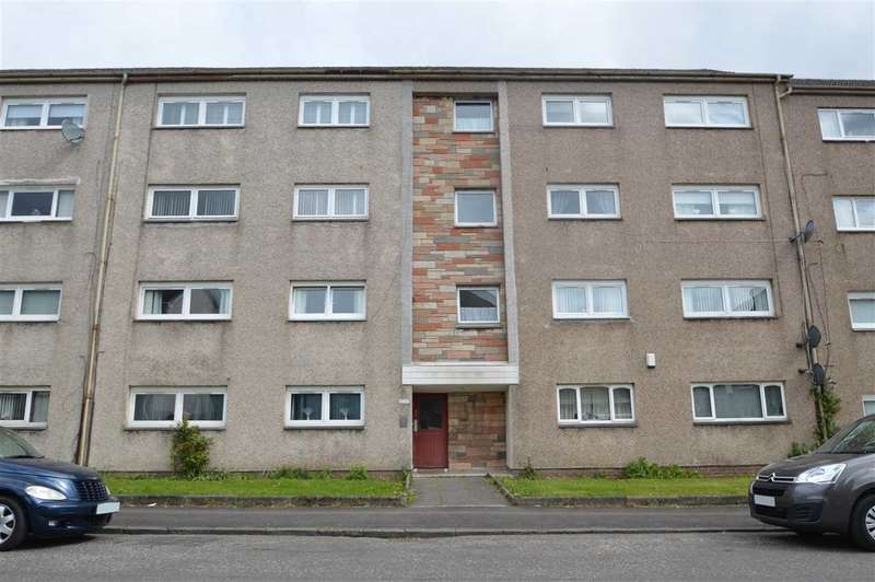 2 Bedrooms Apartment Flat for sale in Holyrood Street, Hamilton