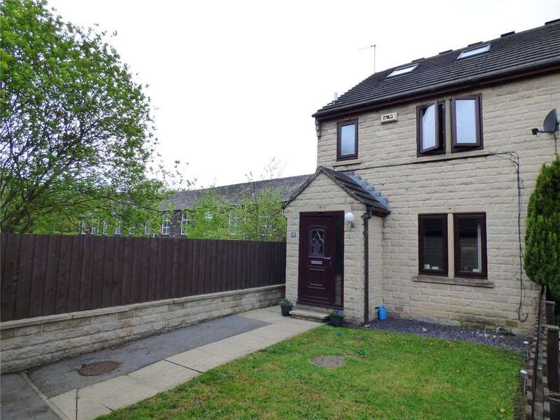4 Bedrooms End Of Terrace House for sale in Clare Road, Cleckheaton, BD19