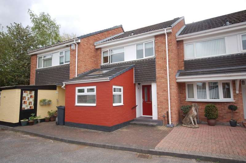 3 Bedrooms Town House for sale in Victoria Court, Chester